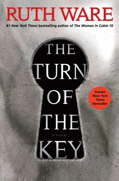 Cover: 'The Turn of the Key '
