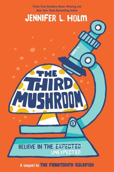 Cover: 'The Third Mushroom'