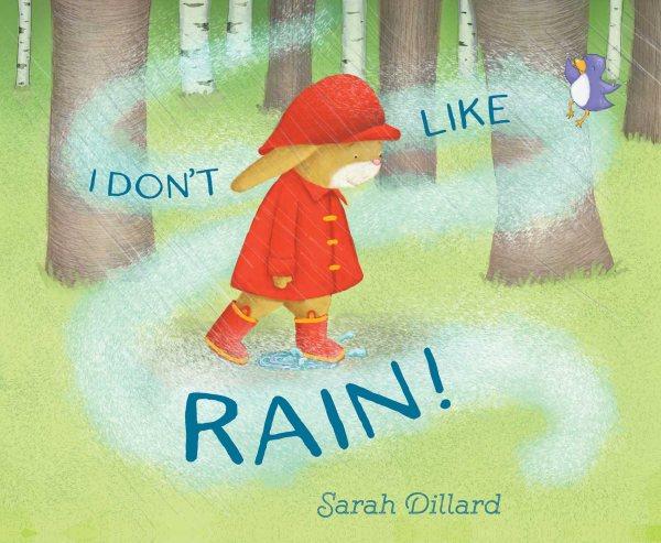 Cover: 'I Don't Like Rain!'