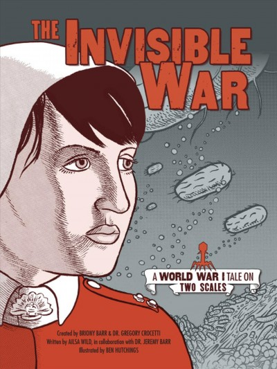 Cover: 'The Invisible War '