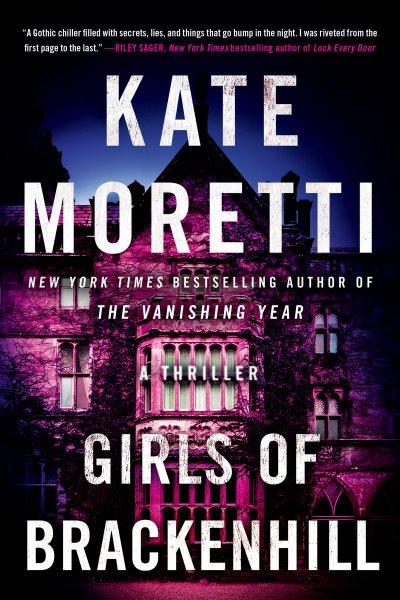 Cover: 'Girls of Brackenhill'