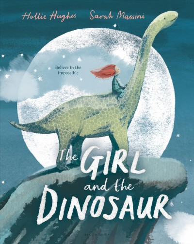 Cover: 'The Girl and the Dinosaur'
