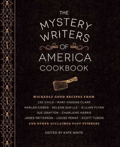 Cover: 'The Mystery Writers of America Cookbook'