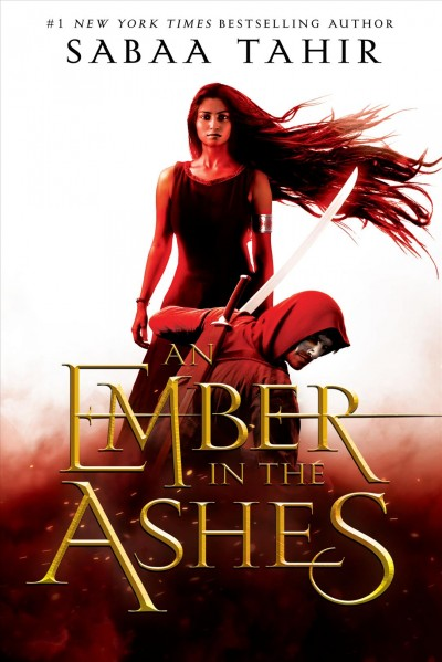 Cover: 'An Ember in the Ashes'