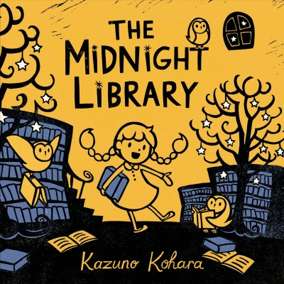 Cover: 'The Midnight Library'