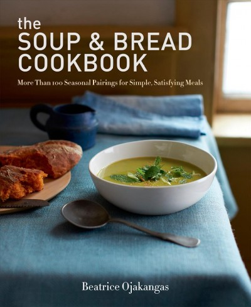 Cover: 'The Soup & Bread Cookbook'