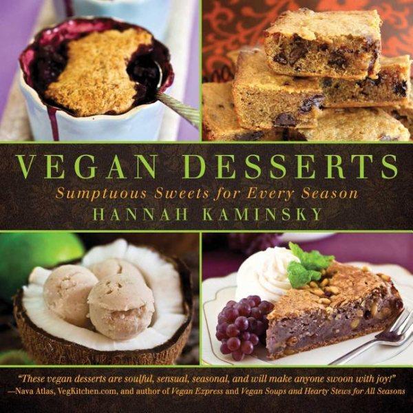 Cover: 'Vegan Desserts'