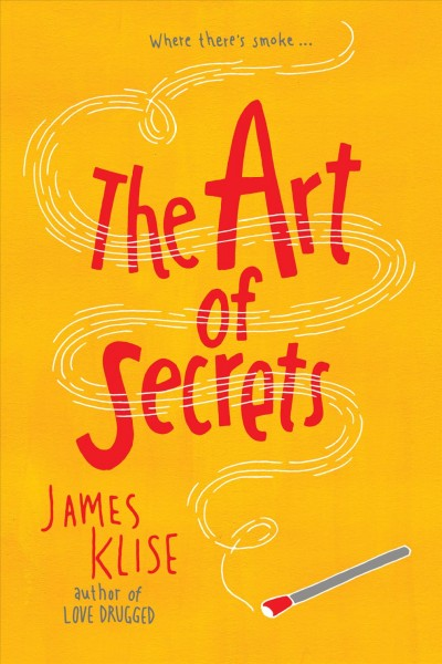 Cover: 'The Art of Secrets'