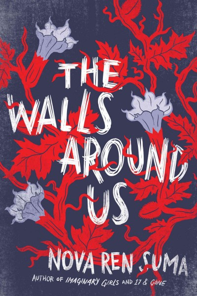 Cover: 'The Walls Around Us'