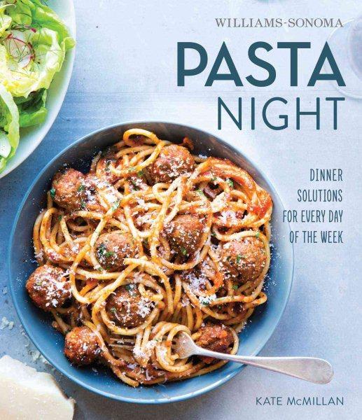 Cover: 'Pasta Night'