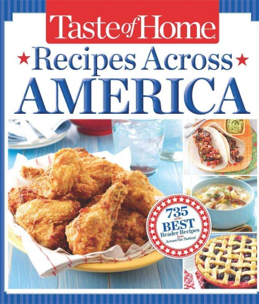 Cover: 'Recipes Across America'