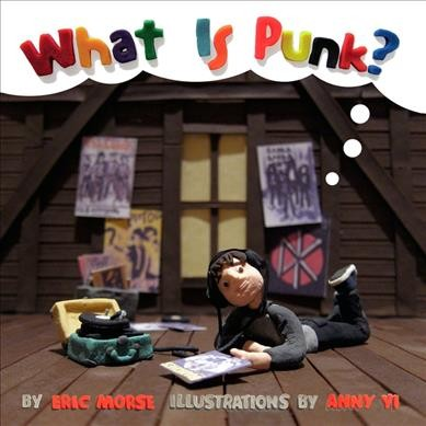 Cover: 'What Is Punk?'