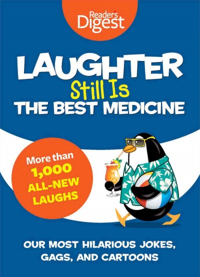 Cover: 'Laughter Still is the Best Medicine'