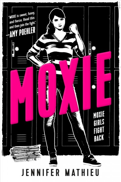 Cover: 'Moxie'