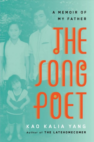 Cover: 'The Song Poet '