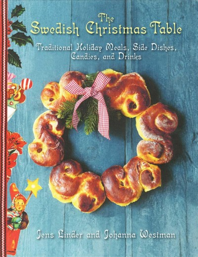 Cover: 'The Swedish Christmas Table'