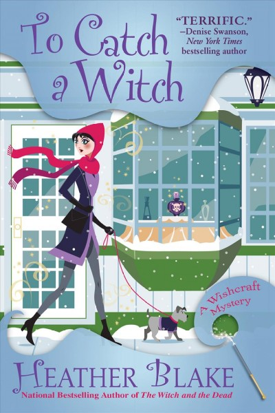 Cover: 'To Catch A Witch'