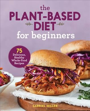 Cover: 'The Plant Based Diet for Beginners'