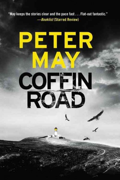 Cover: 'Coffin Road'
