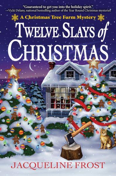 Cover: 'Twelve Slays of Christmas'