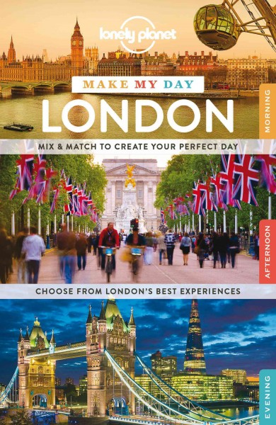 Cover: 'Make My Day London'