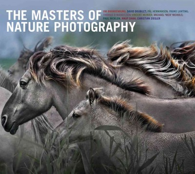 Cover: 'The Masters of Nature Photography'