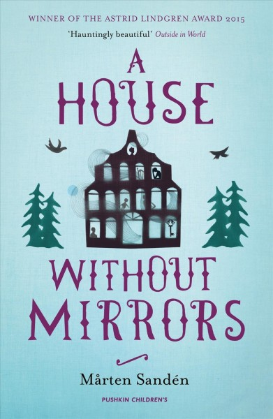 Cover: 'A House Without Mirrors'