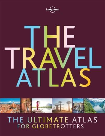 Cover: 'The Travel Atlas'