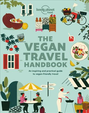 Cover: 'The Vegan Travel Handbook '