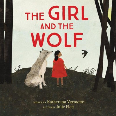 Cover: 'The Girl and the Wolf'