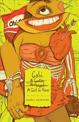 Cover: 'Gabi, a Girl in Pieces'