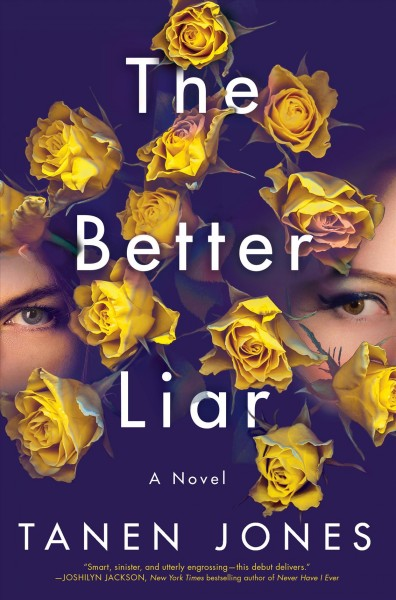 Cover: 'The Better Liar'