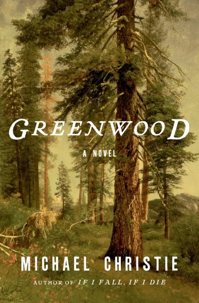 Cover: 'Greenwood'