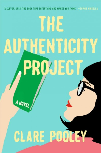 Cover: 'The Authenticity Project'