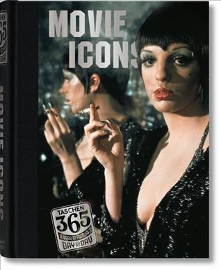 Cover: 'Movie Icons, 365 Day-By-Day'