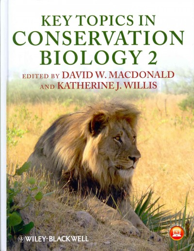 Key Topics in Conservation Biology 2 (2013, Hardcover) for ...