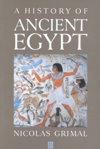 History of Ancient Egypt, Paperback by Grimal, Nicolas; Shaw, Ian (TRN), Bran...