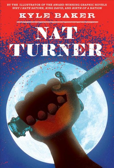 Nat-Turner-Paperback-by-Baker-Kyle-Brand-New-Free-shipping-in-the-US