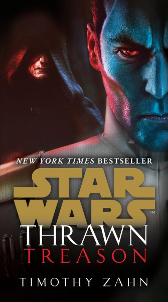 Thrawn : Treason, Paperback by Zahn, Timothy, Brand New, Free shipping
