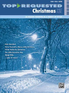 Product Top-Requested Christmas Sheet Music