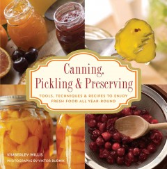 Product Canning, Pickling & Preserving