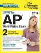 Product Princeton Review Cracking the AP World History Exam, 2014
