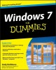 Product Windows 7 for Dummies