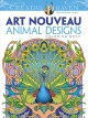 Product Art Nouveau Animal Designs