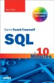 Product Sams Teach Yourself SQL in 10 Minutes