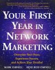 Product Your First Year in Network Marketing