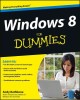 Product Windows 8 for Dummies