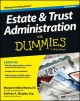 Product Estate & Trust Administration for Dummies