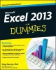 Product Excel 2013 for Dummies