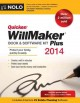 Product Quicken WillMaker Plus 2014 Edition